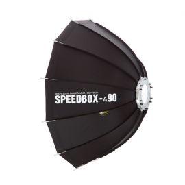 Softbox Speedbox SMDV 90cm Dodecagonal con entrada Bowens