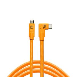 Cable TetherPro USB-C a USB-C ángulo recto Tether Tools