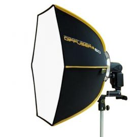 Softbox Speedbox SMDV 60cm para Speedlite
