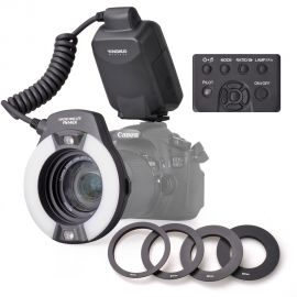 Ring Flash Yongnuo YN14 para Canon TTL