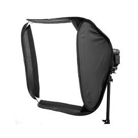 Softbox Para Flash 80 x 80Cm con Doble Difusor