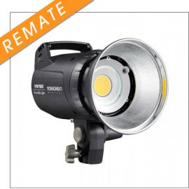 Kit Lampara LED de alta intensidad YN760 con adaptador de corriente -REMATE-