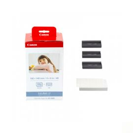 Set Papel y Tinta Canon KP-108IN para Selphy