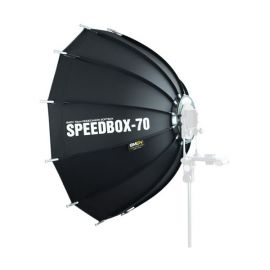 Softbox Speedbox SMDV 70cm para Speedlite