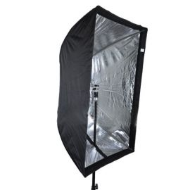 Softbox Para Flash 60 X 90Cm